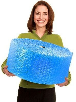 EcoBox Bubble Cushion Wrap 12-Inch Wide x 125-Feet Long, with 1/2-Inch Large Bub