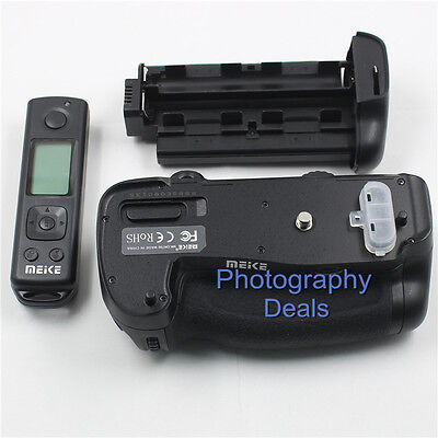 Meike MK-DR750 2.4G Remote Control Battery Grip For Nikon D750 Camera as MB-D16