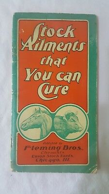 Vintage Stock Ailment That You Can Cure By Fleming Bros.