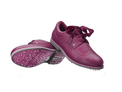 Gfore Brogue Gallivanter Womens Spikeless 2018 Golf Shoes Shark Skin Medium  10.5 a1d33095e