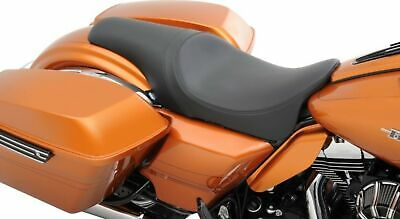 Drag Specialties Smooth Predator Seat for Harley Touring Road Glide / King 08-18