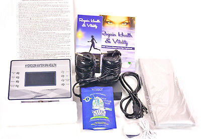 Ionic Cleanse Detox Foot Spa Machine, Detoxify to help fight of Virus & disease