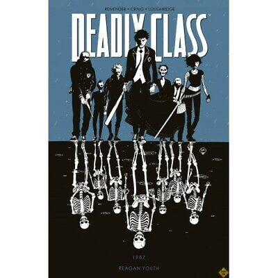 Deadly Class Tp Vol 01 Reagan Youth -  - 14/03/2019