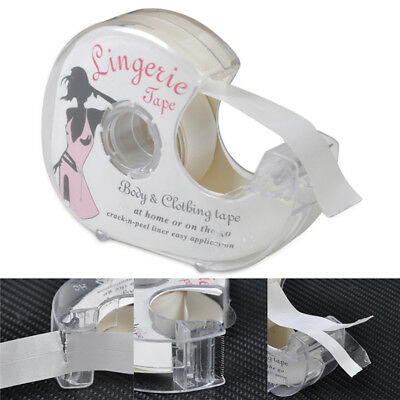 Lingerie Tape Body Clothing Double Sided  Bra Strip Adhesive Secret Decor**