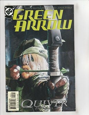 Green Arrow (2001) #2 VF/NM 9.0 DC Comics Kevin Smith