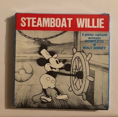 Steamboat Willie- Mickey Mouse