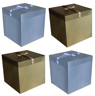Large Magnetic Gift Box Hard Birthday Business Craft Party Storage