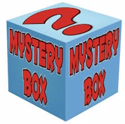 Fun Mystery Game Box 📦 Lets Play! Mysterious Items All New High Quality Mystery