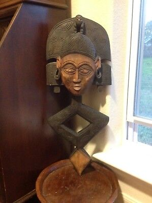 African Maternity Mask