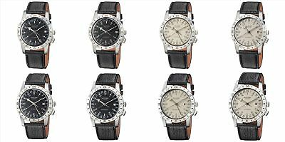 Glycine Men S Airman No 1 Gmt Purist Automatic Watch Choice Of Color Size