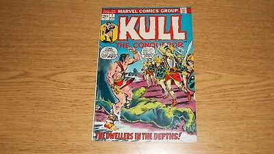 Kull The Conqueror Marvel Comics 1971 Series #7