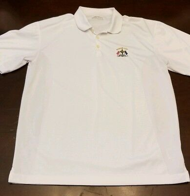 584d65d7 Nike Golf Dry Fit Ryder Cup Polo Shirt XL Valhalla White PGA Mens Extra  Large