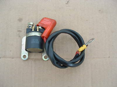 Skad Mt 150T 2011 Model Starter Relay Good Condition