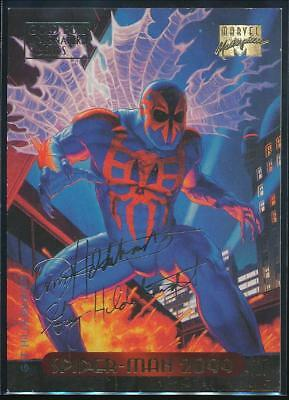 1994 Marvel Masterpieces Gold Signature Trading Card #116 Spider-Man 2099