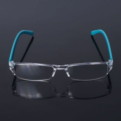 176184d544e6 Unisex Lightweight Clear Slim Fashion Rimless Reading Glasses Diopter  1.00-4.00