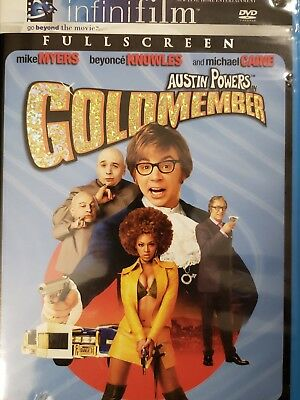 Austin Powers in Goldmember ( Widescreen)