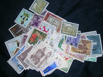 Austria Postage Stamps over 100 stamps mixed  great condition