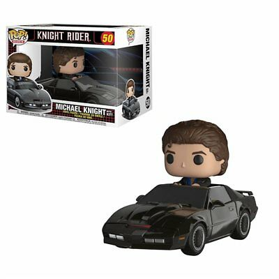 Funko Pop! Ride - Michael Knight with Kit - Producto Oficial