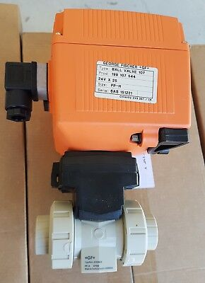 George Fischer Ball Valve 199 107 544 Ip 65 Brand New Never Been Used