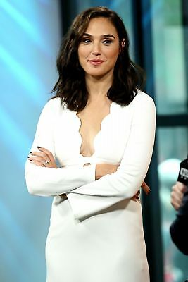 GLOSSY PHOTO PICTURE 8x10 Gal Gadot Beautiful With Arms Crossed