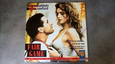 Laserdisc - Fair Game - PAL VF