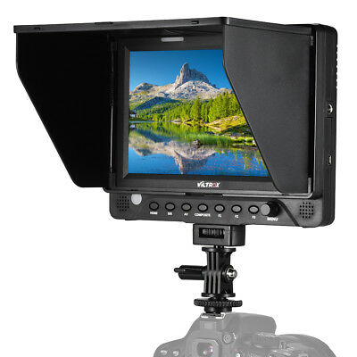New Arrival—Viltrox DC-70 PRO 7'' IPS 1920*1200 Camera Video Field Monitor G2L2