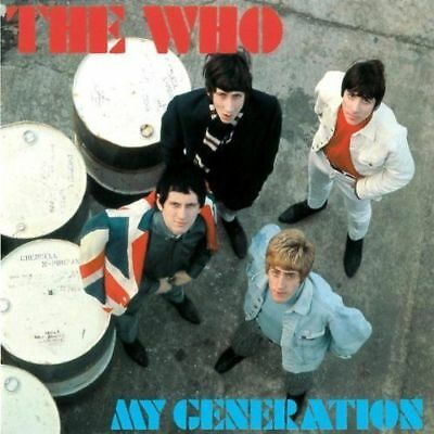 THE WHO - My Generation (Deluxe Edition) - 2 CD Set !! - NEU/OVP