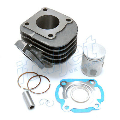 Replacement 50cc (40mm Bore) Cylinder Kit For Air Cooled CPI Keeway WK Scooters
