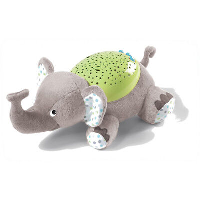 Summer Infant Slumber Buddy Elephant Nightlight Musical Soother Projector
