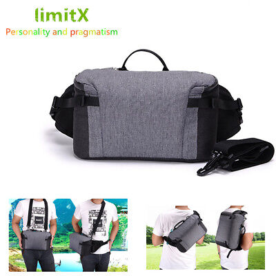 Multifunction Waterproof Outdoor Travel Camera Case Sling Photo Bag For Leica