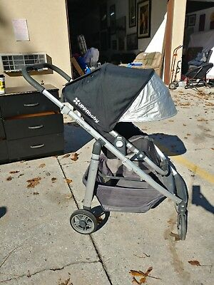 Uppababy Cruz 2017 Stroller Pascal Grey