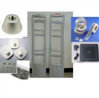 Retail Store 8.2MHZ Security System Checkpoint With Tag And Label Tool New ai