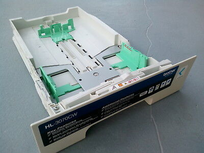 Brother Hl-3070Cw Printer Paper Cassette Tray Lu5349
