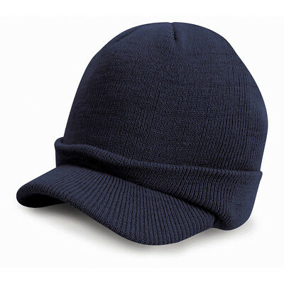 Bonnet Casquette Army Fashion Bleu Marine [Junior]