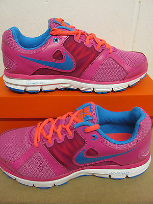 on sale 2f875 3fa5a Nike Femmes Lunar Forever 2 Basket Course 554895 600 Baskets