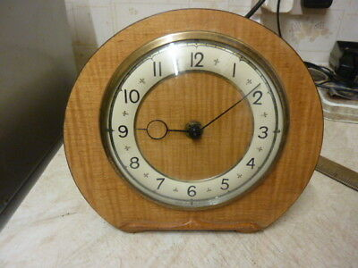 Nice Small Old Desk-Shelf Alarm Clock  (L)