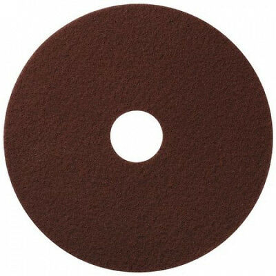 Tough Guy 21D036 33cm Maroon Synthetic fibres Stripping Pad. Best Price