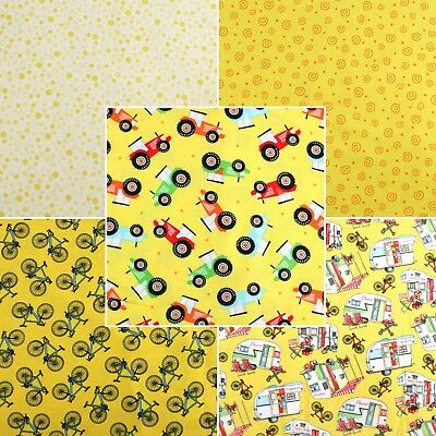 Warner Bros Looney Tunes Print Cotton Fabric Craft Quilting FQ by the Metre