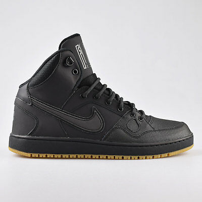 Nike Son Of Force Mid Winter Black/Grey Men's Trainers Shoes Boots 7_8_8.5_10_11