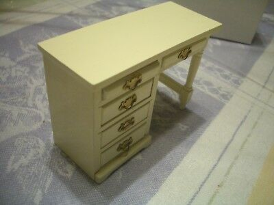 Concord Dollhouse Yellow Desk (Assorted Colors In Diff Listings) #6251Wp M/0B!!
