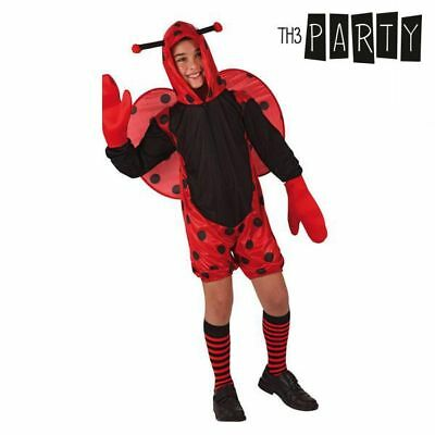 Costume per Bambini Th3 Party 1618 Coccinella