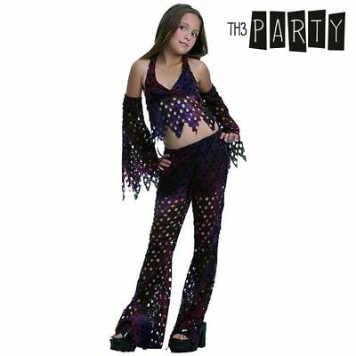 Costume per Bambini Th3 Party 5066 Vampiro donna