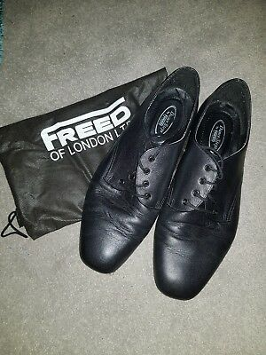 Mens Dance Steps By Freed of London -  Ballroom Shoes 11