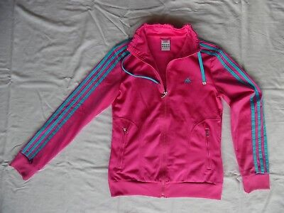 Adidas Trainingsjacke Pink, Damen Gr. 40