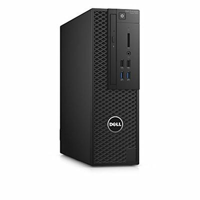 NEW - DELL PRECISION T3420 3.0GHZ E3-1220V5 SFF 8gb 256gb-NVME