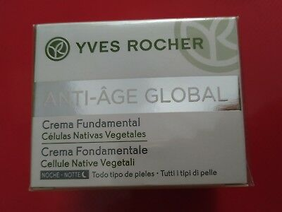 Crema Anti-âge global antiarrugas Yves Rocher 50 ml