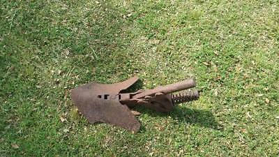 Antique/Vintage Plow head Yard Decore