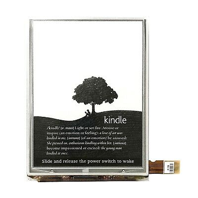 USA New Amazon Kindle 3 Ebook Reader K3 E-ink ED060SC7 LCD Display Screen Part