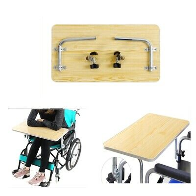Wheelchair Lap Tray Wheelchair Table Wheelchair Tray Desk for Disabled Elder
