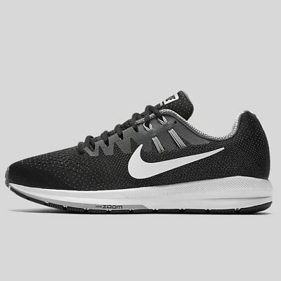 online store 251fa 3602f ... get nike air zoom structure 20 black cool grey mens trainers shoes uk  88.5 a0c28 51c52